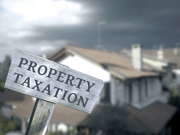 Tax Increment Financing Districts Image.